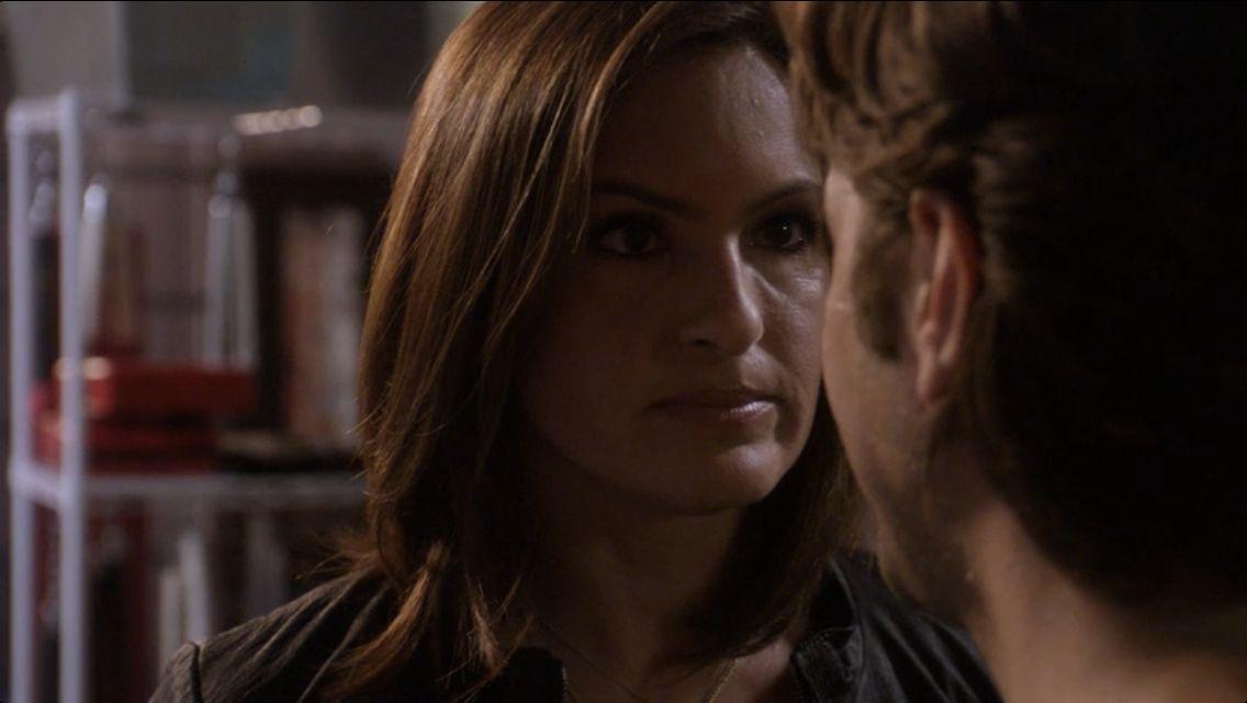 Whoa! Benson's NOT happy!