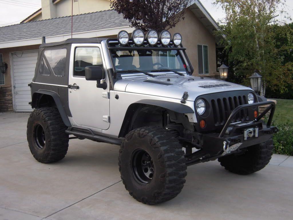 simportho 39 s bucket jk jeep wrangler silver billet with. Black Bedroom Furniture Sets. Home Design Ideas