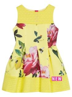 493653eb5 baker-by-ted-baker-girls-floral-print-scuba-dress