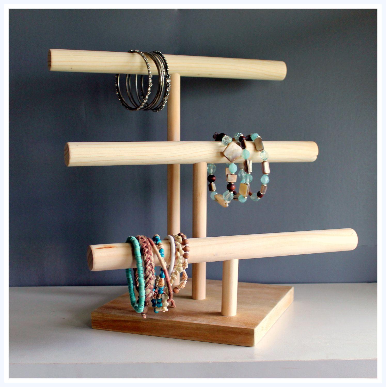Idee Presentation Stand Lilo Presentoir Bracelet Rangement De Bijoux Rangement Bijoux
