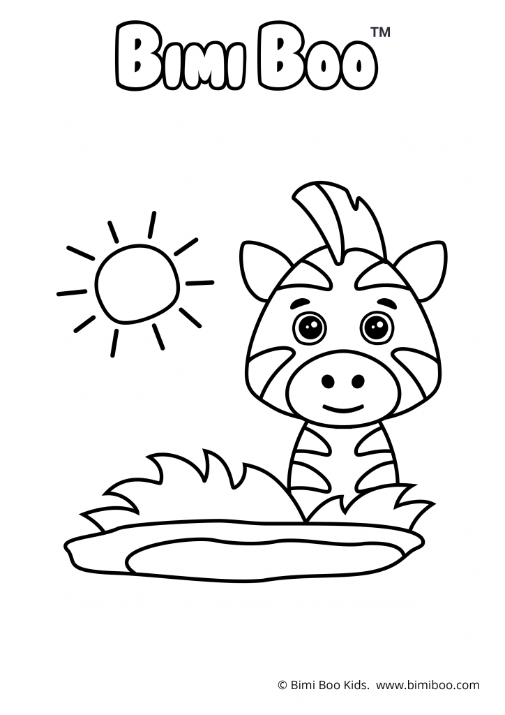 Animals (With images) Coloring books, Kids app, Coloring