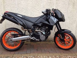 Ktm Supermoto Duke 2 640 Lc4 Used Motorcycles For Sale Ktm Ktm Supermoto Supermoto