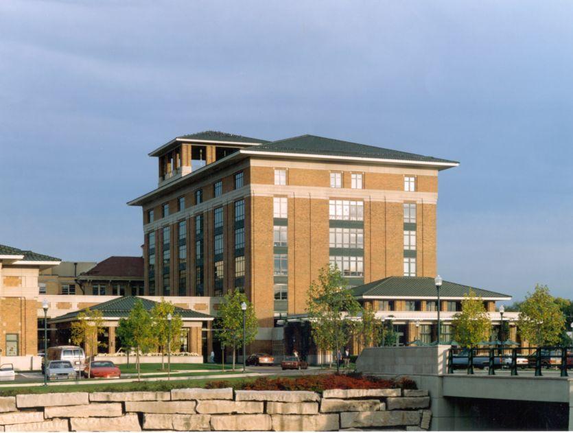 Columbus regional hospital columbus indiana architect