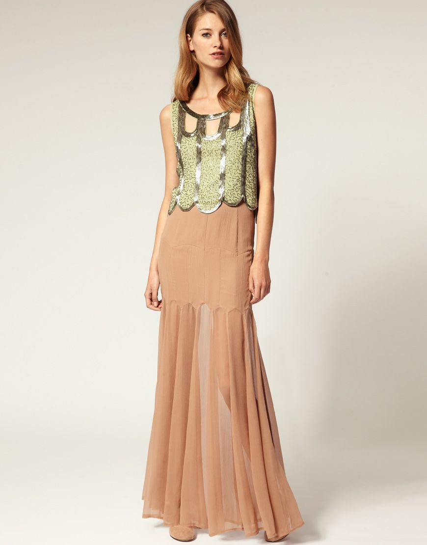 bd2aea707a A Matter Of Style: DIY Fashion: DIY idea: mini + maxi skirt combo ...