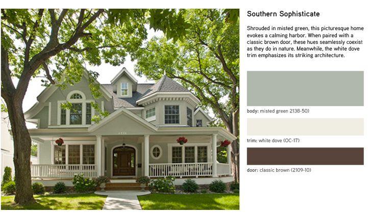 exterior paint colours 2014 | Exteriors | Pinterest | Exterior ...