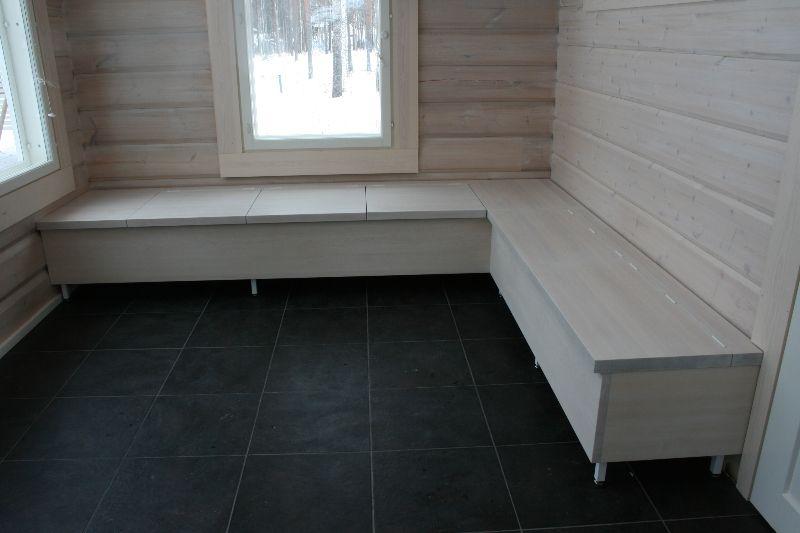 Kalusteet   Karava Sauna