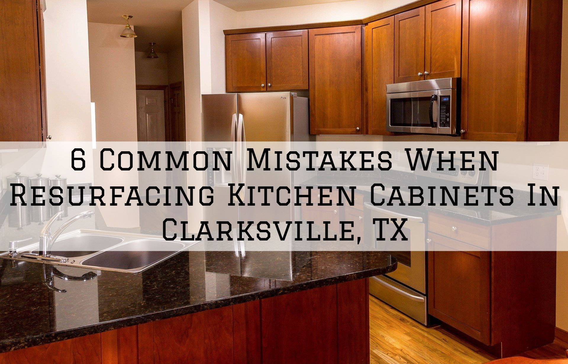 Here To Help You Out With Your Next Project Are Six Common Mistakes When Resurfacing Kitchen Cabinets In Resurfacing Kitchen Cabinets Kitchen Cabinets Cabinet