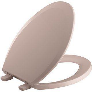 Superb Kohler K 4652 45 Lustra Elongated Open Front Toilet Seat Uwap Interior Chair Design Uwaporg