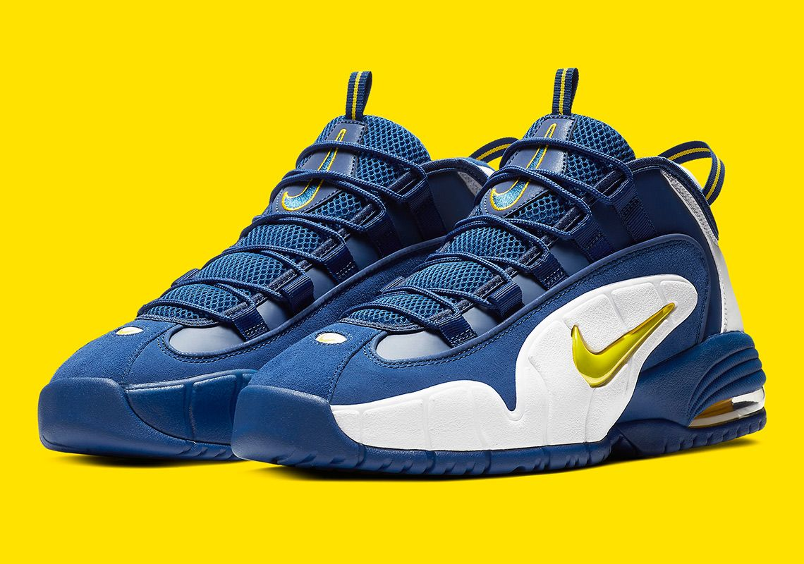 604af63d09 Nike Air Max Penny 1 Warriors 685153-401 Release Info #thatdope #sneakers  #luxury #dope #fashion #trending
