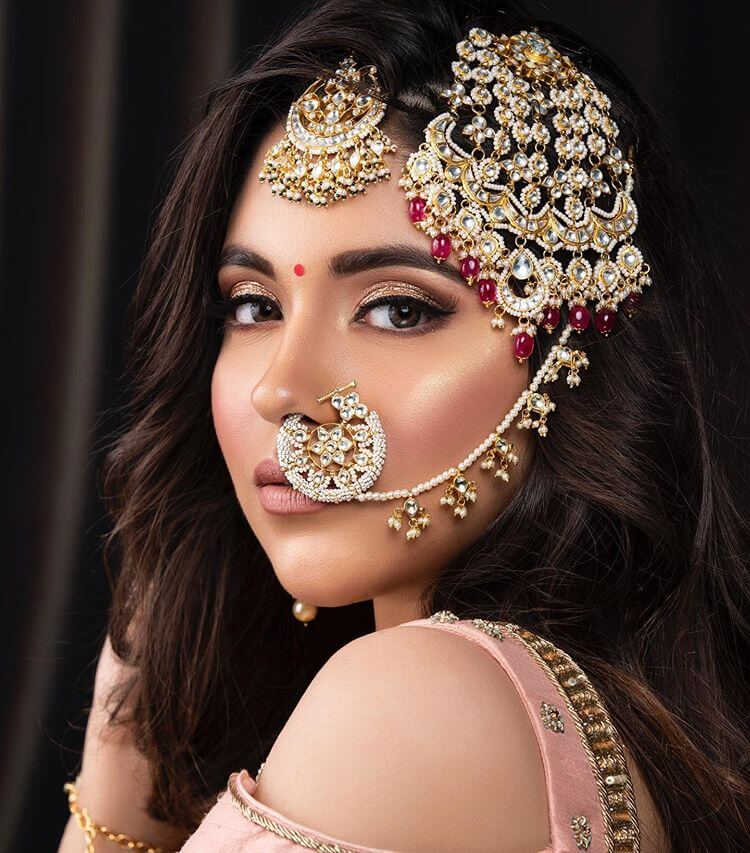 TopNotch Bridal Makeup Artists in West Delhi For Your D