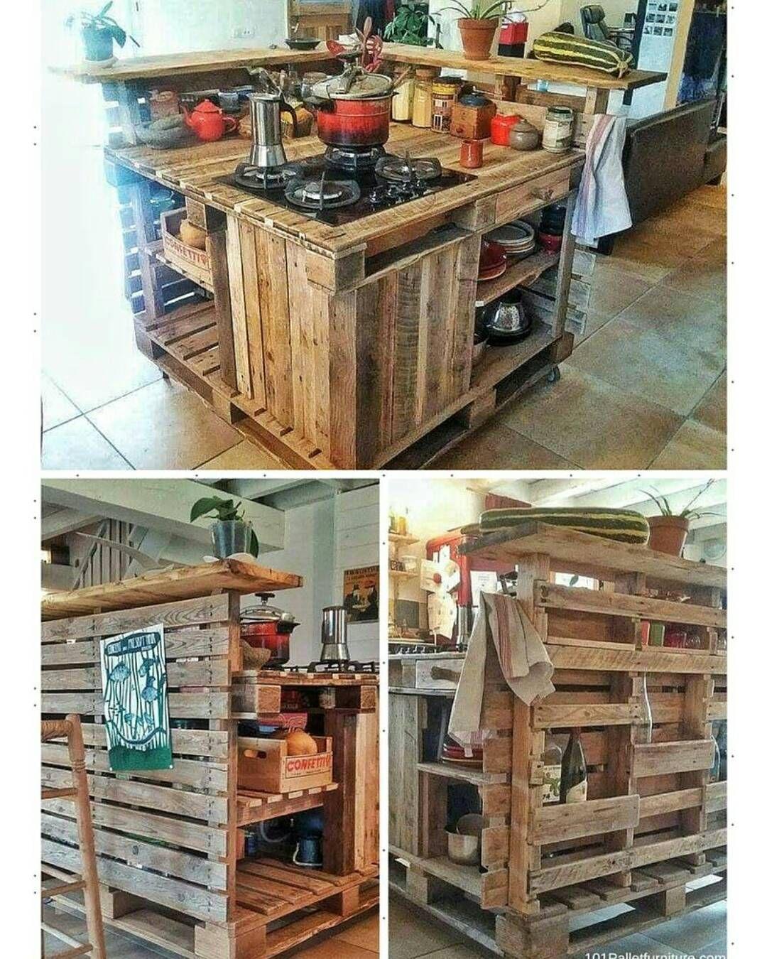 Pallet furniture \