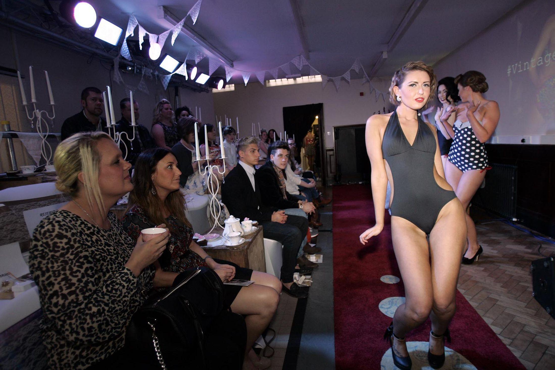 Reality TV stars turn heads at Newcastle Fashion Week