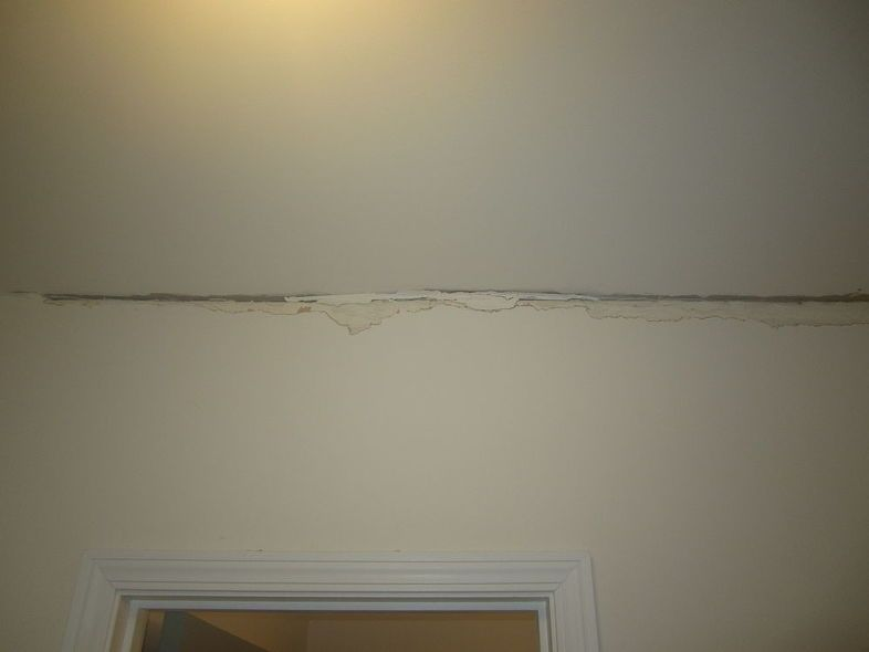 Broken Or Crooked Drywall Corners Made Straight Drywall Corners Fixing Drywall Drywall