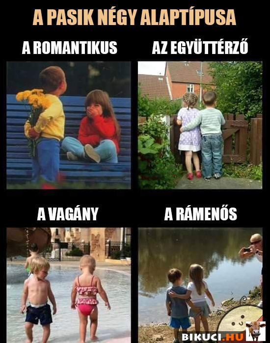 vicces idézetek a pasikról A pasik négy alaptípusa Vicces képek #humor #vicces #vicceskep