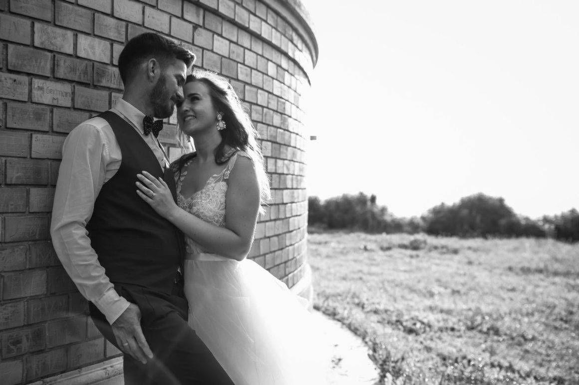 napsütés menyasszony