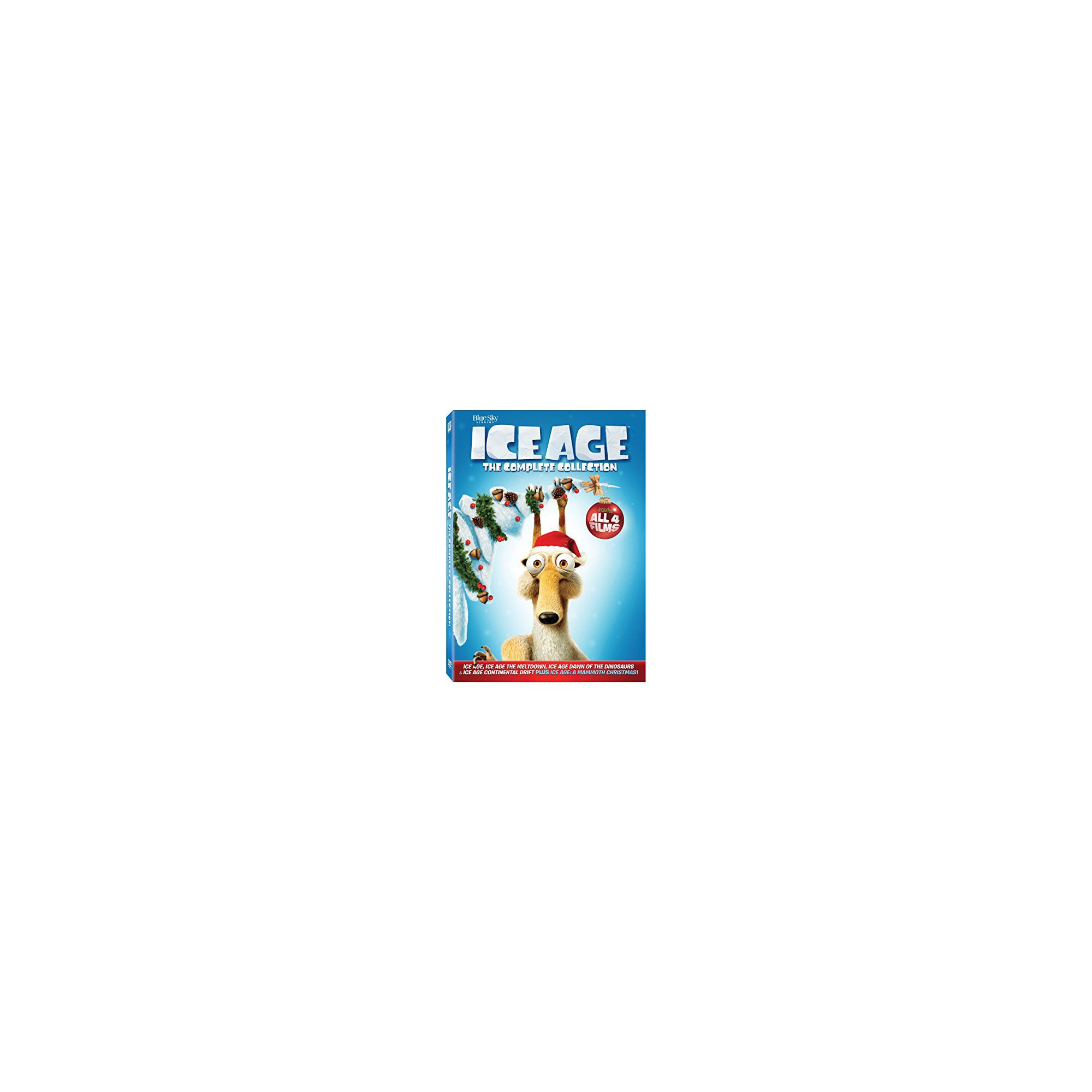 Ice age:Complete collection (Dvd) | Products | Pinterest | Ice age ...