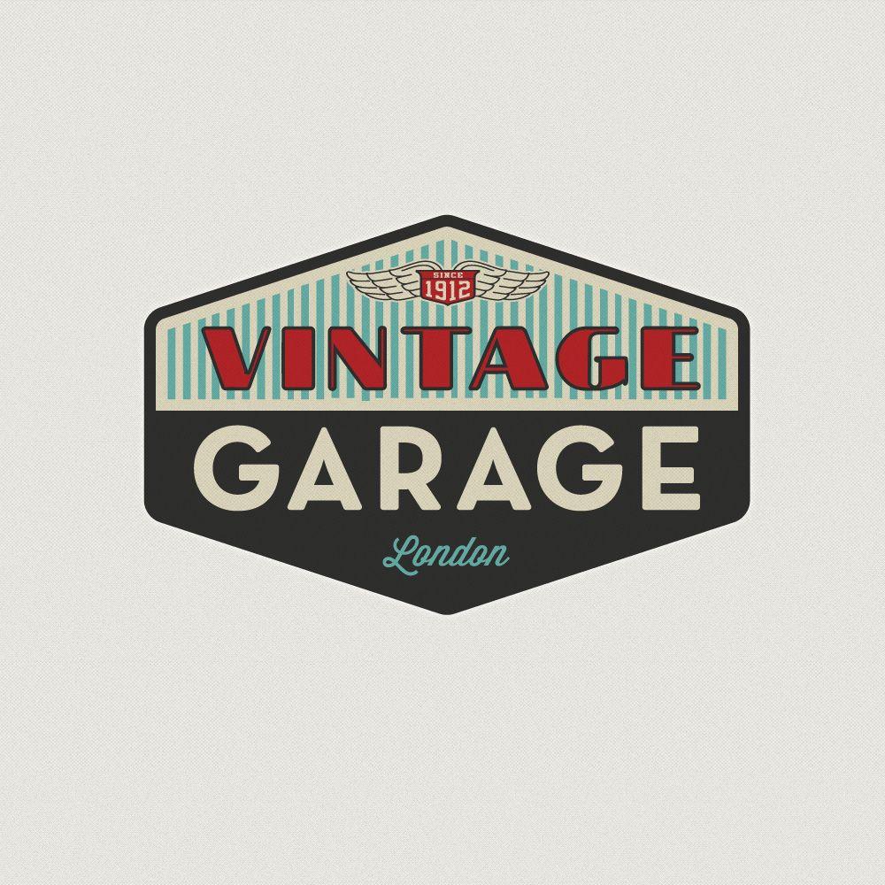 logo vintage garage cliente australiano partecipazione a