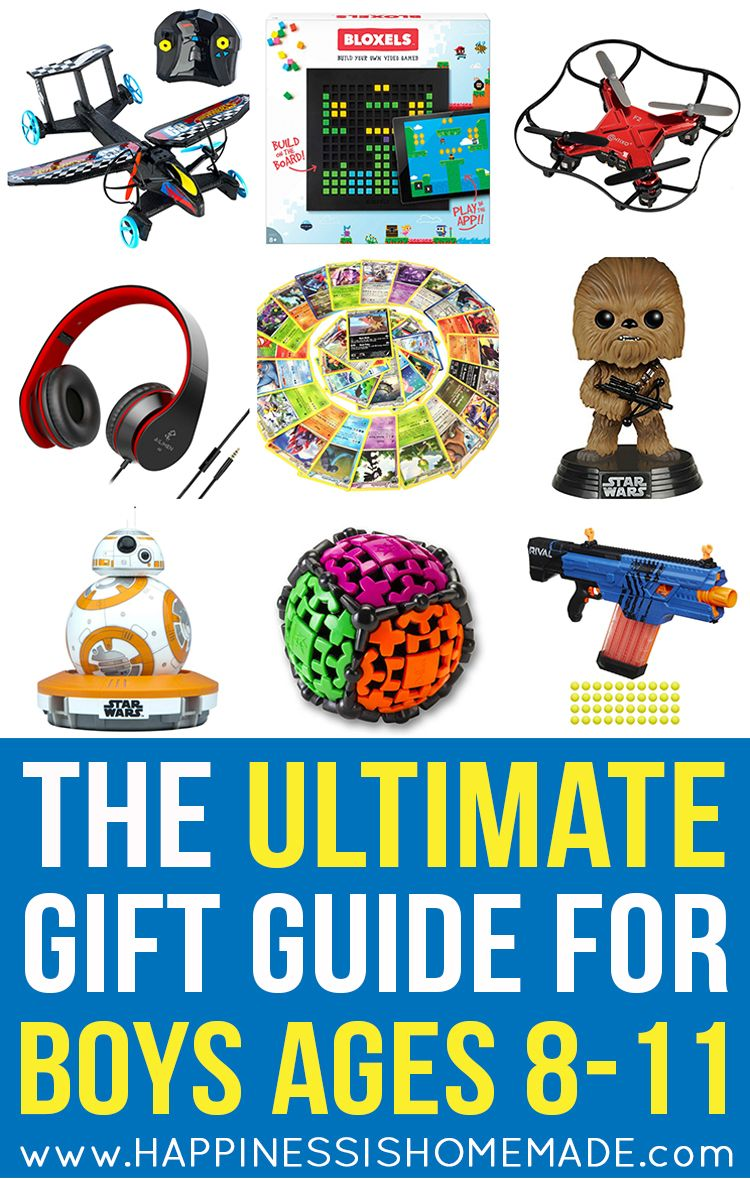The Ultimate Gift Guide for Boys Ages 811 Looking for