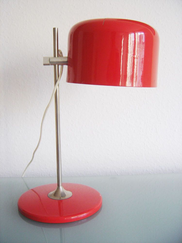 MID CENTURY MODERN Italian DESK LIGHT Table Lamp COLOMBO Castiglioni EAMES Era