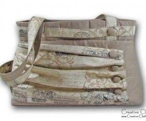 The Phoebe Handbag SewAlong: Assemble the Bag