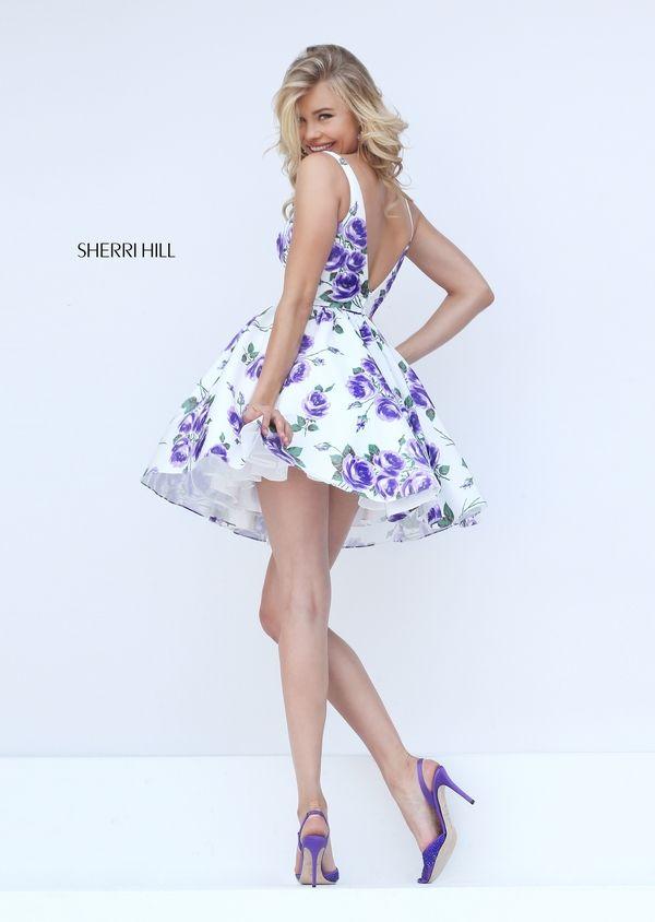 Sherri Hill 50369. Sherri Hill Prom Dresses ShortHoco ...