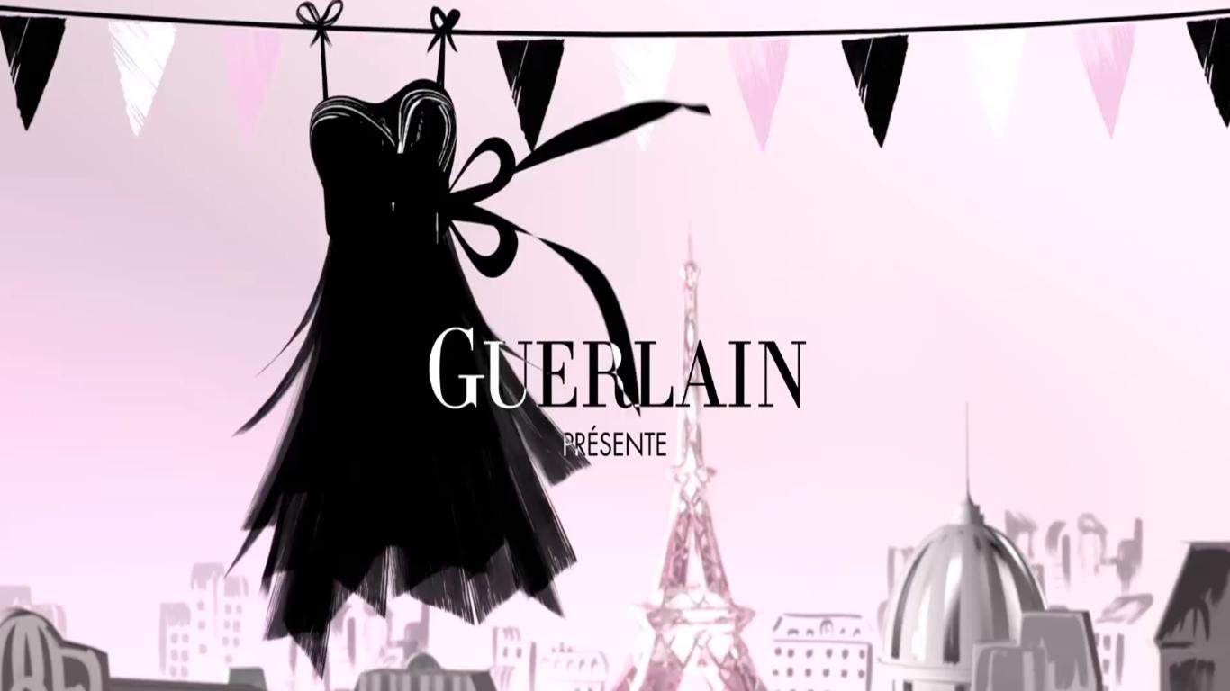 La petit robe noir da guerlain