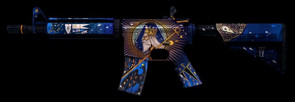 M4a4 The Emperor Cs Go Stash Emperor The Emperor Tarot Go Wallpaper