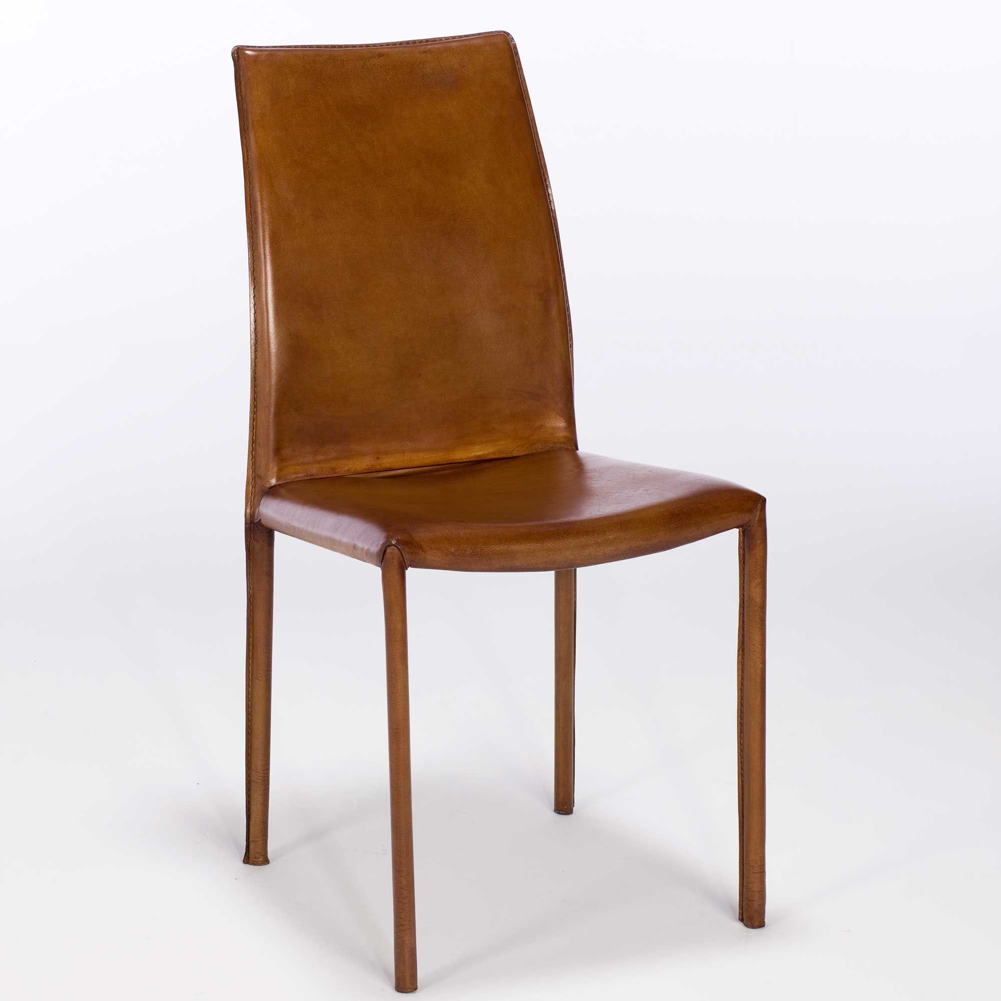 Whinfell Leather Dining Chair Buffalo Vintage Light Brown Available Online At Barker Stonehouse