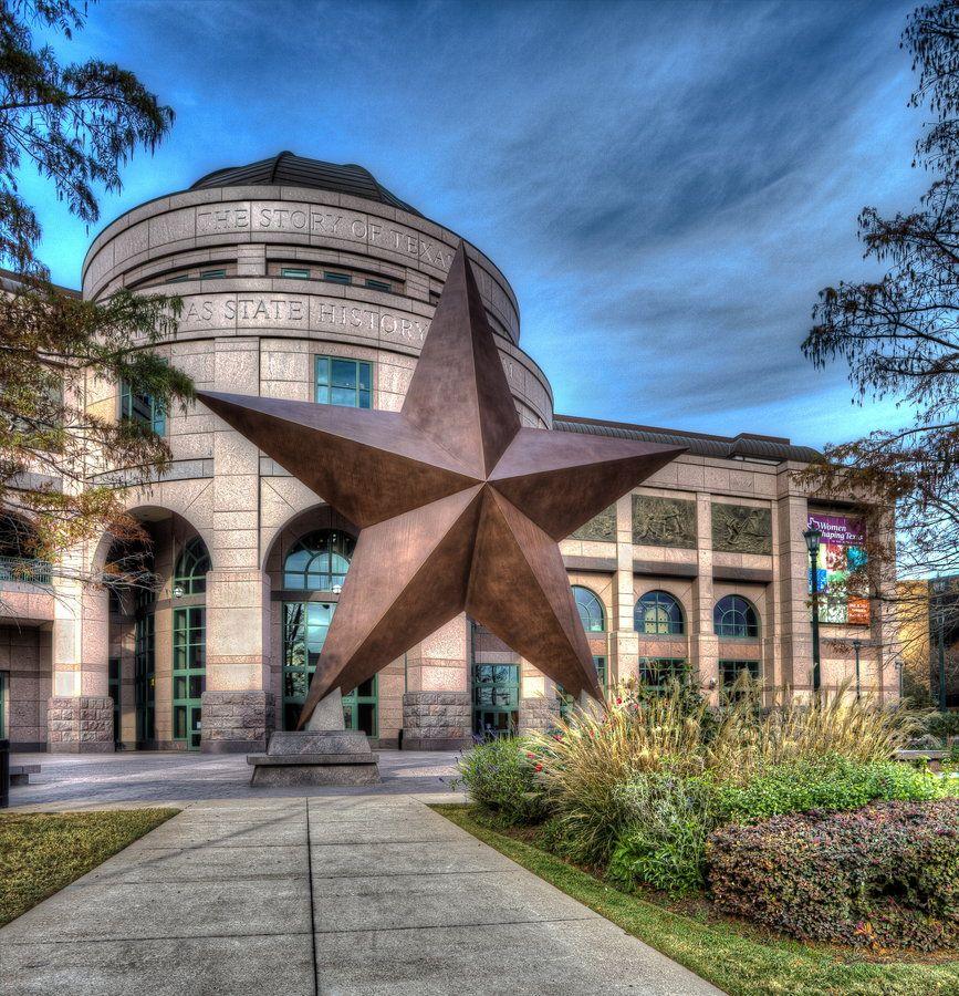 Bob bullock texas museum in austin texas memorial museum
