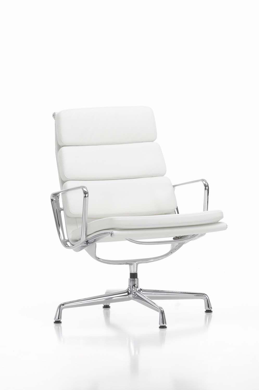 Eames soft pad chair ea 216 vitra design chair pads