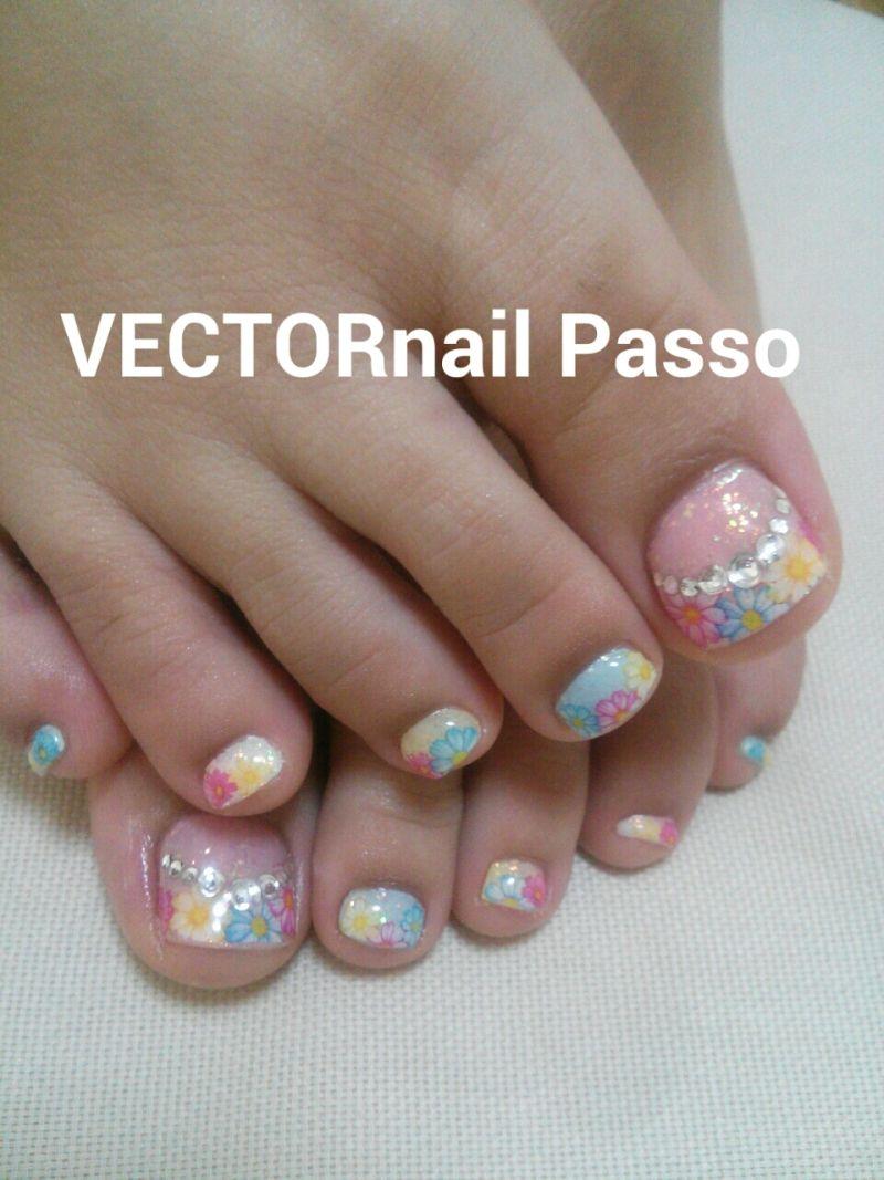 Japanese gel nails | Nails | Pinterest | Pedicures, Toe nail designs ...
