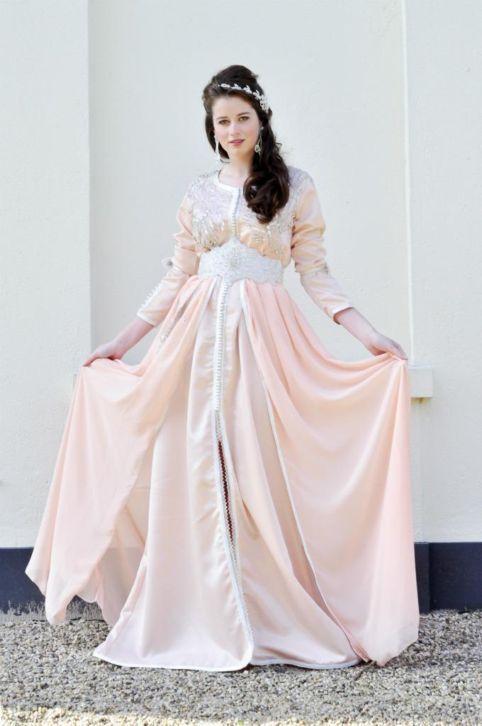 Robe de soiree orientale nimes