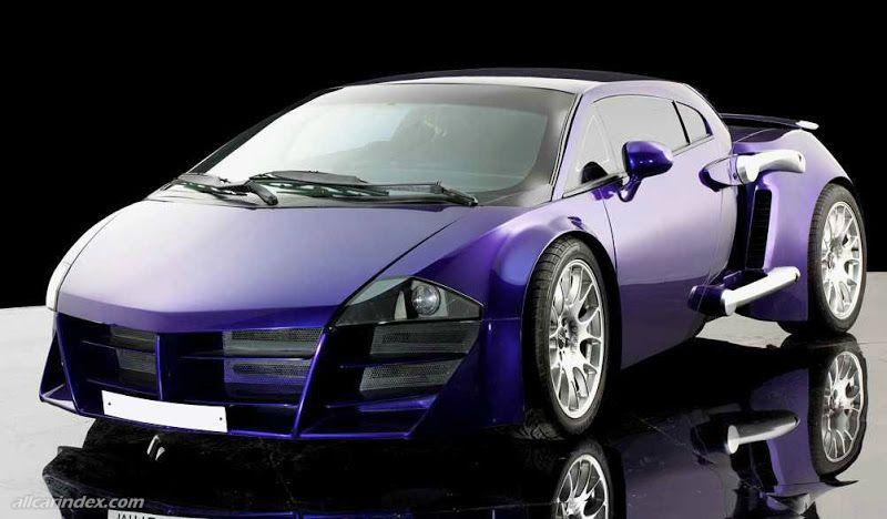 Dc Design 2004 Taarzan Concept With Images Tarzan Car Car Modified Cars