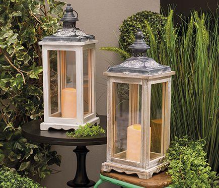 Farolillo Ref 17388763 Leroy Merlin Rustic Lanterns Lanterns Decor Diy Lanterns
