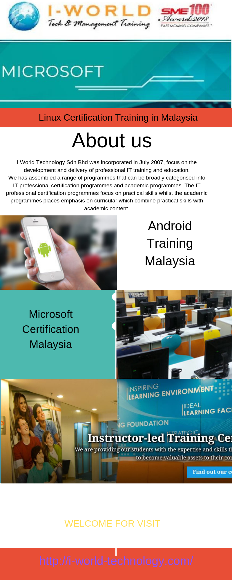 Linux Certification Training In Malaysia Technology Security Training My World