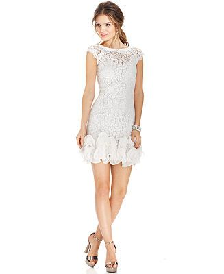 e33052eb7fa Cute for rehearsal dinner.  188 Bridal Dresses - Women - Macys. Find this  Pin and more on Wedding Attire ...