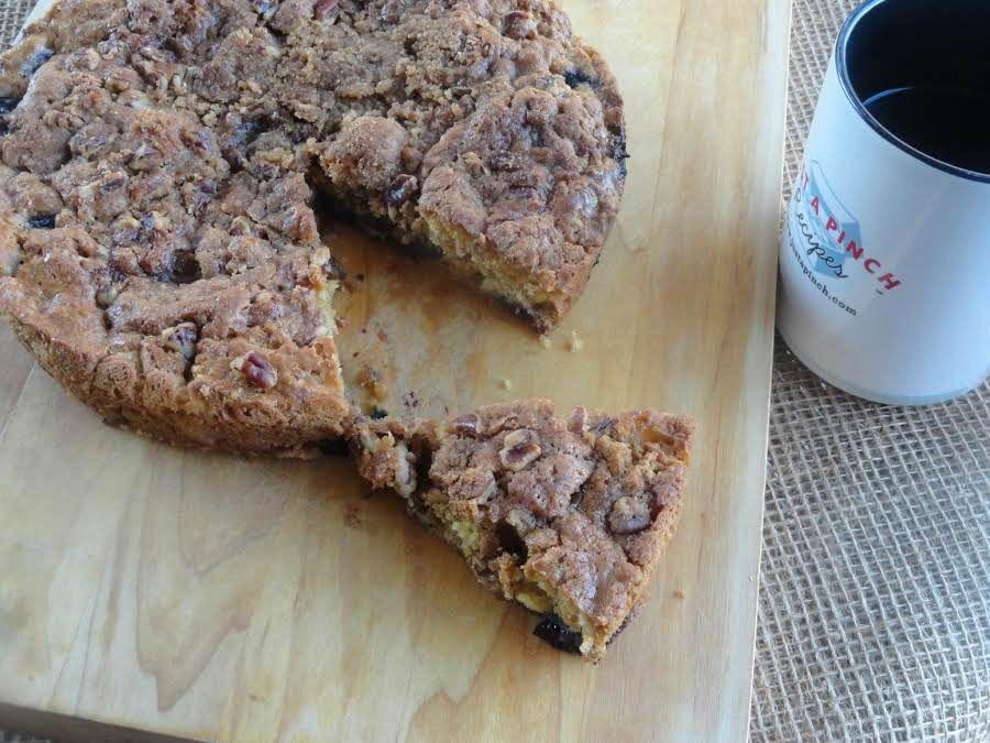Blueberry bff coffee cake recipe coffee cake sour
