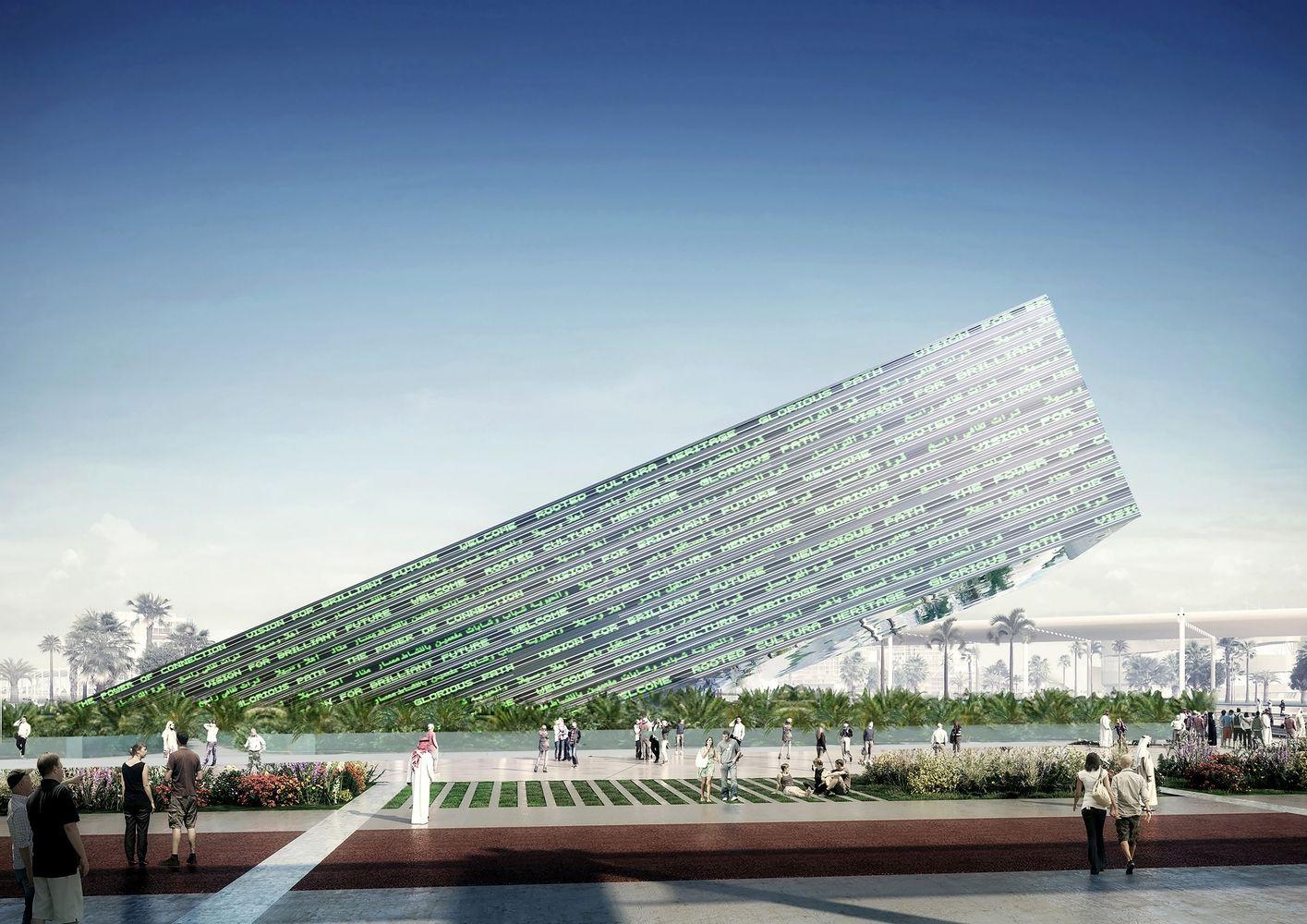 Gallery Of Saudi Arabia Unveils Massive Window To The Future For