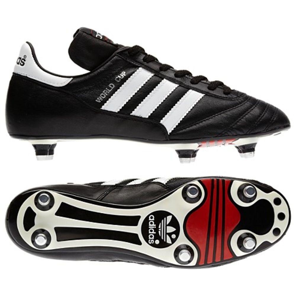 Adidas World Cup SG Cleats Boots Mens Sz 11.5 Kangaroo Leather 011040 NO  BOX.
