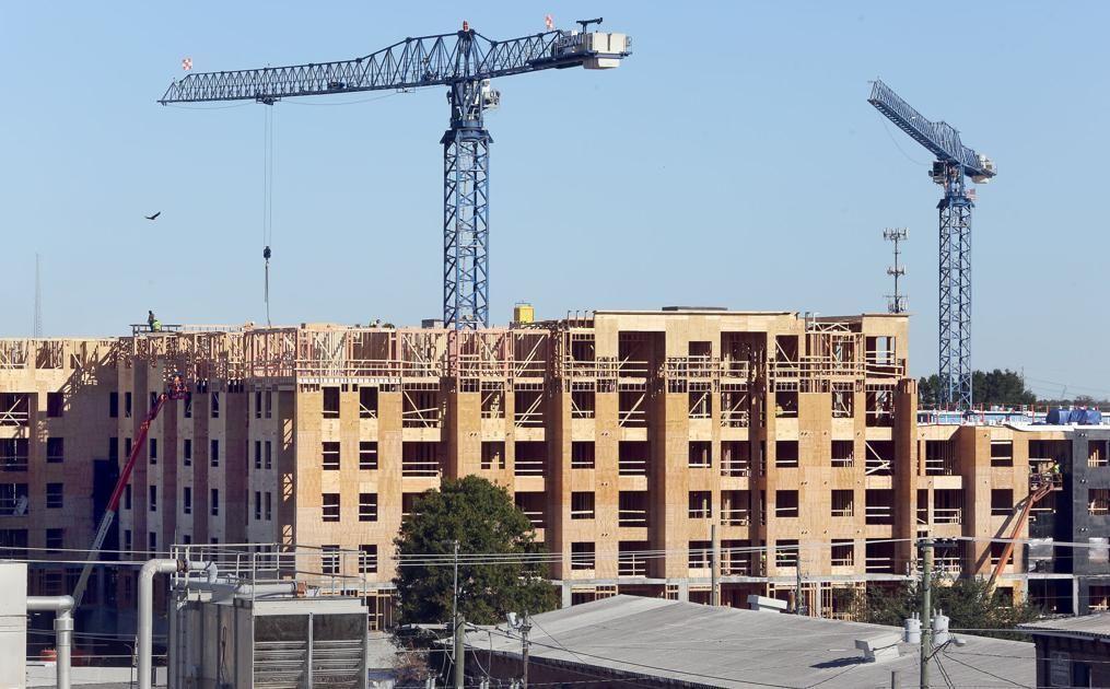 Charlestonarea rents up nearly 4 percent from 2017