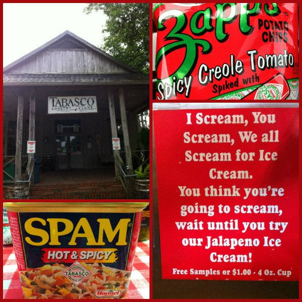 A Visit to Avery Island, Louisiana: Home of Tabasco Sauce