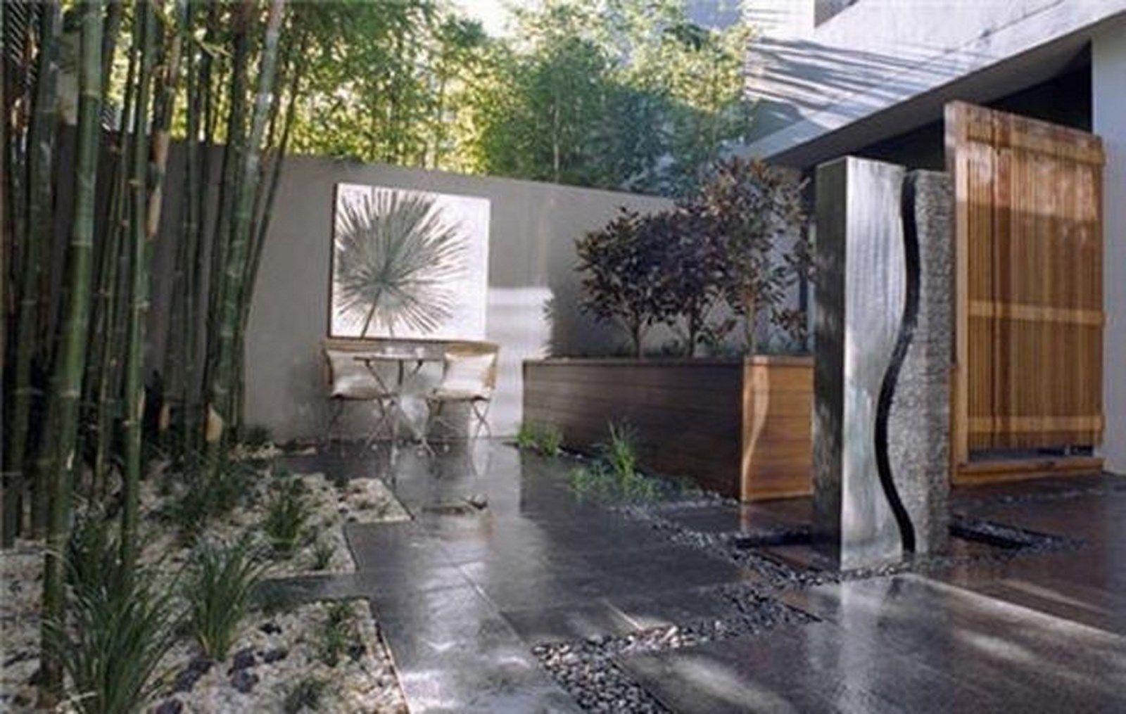 zen patio | backyards, patios and porches | small patio
