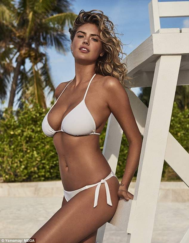 9fadc0db00 Kate Upton Red Hot In String Bikini In New Snaps From Yamamay s Racy  Campaign - Latest Celebrity News