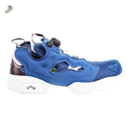 eee6964ab122 Reebok Instapump Fury Face Women s Shoes Fancy Dramatic Ambition Blue  ar2650 (7.5