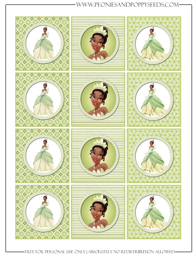 //peoniesandpoppyseeds.com/2013/04/princess-tiana-  sc 1 st  Pinterest & http://peoniesandpoppyseeds.com/2013/04/princess-tiana-party-set ...
