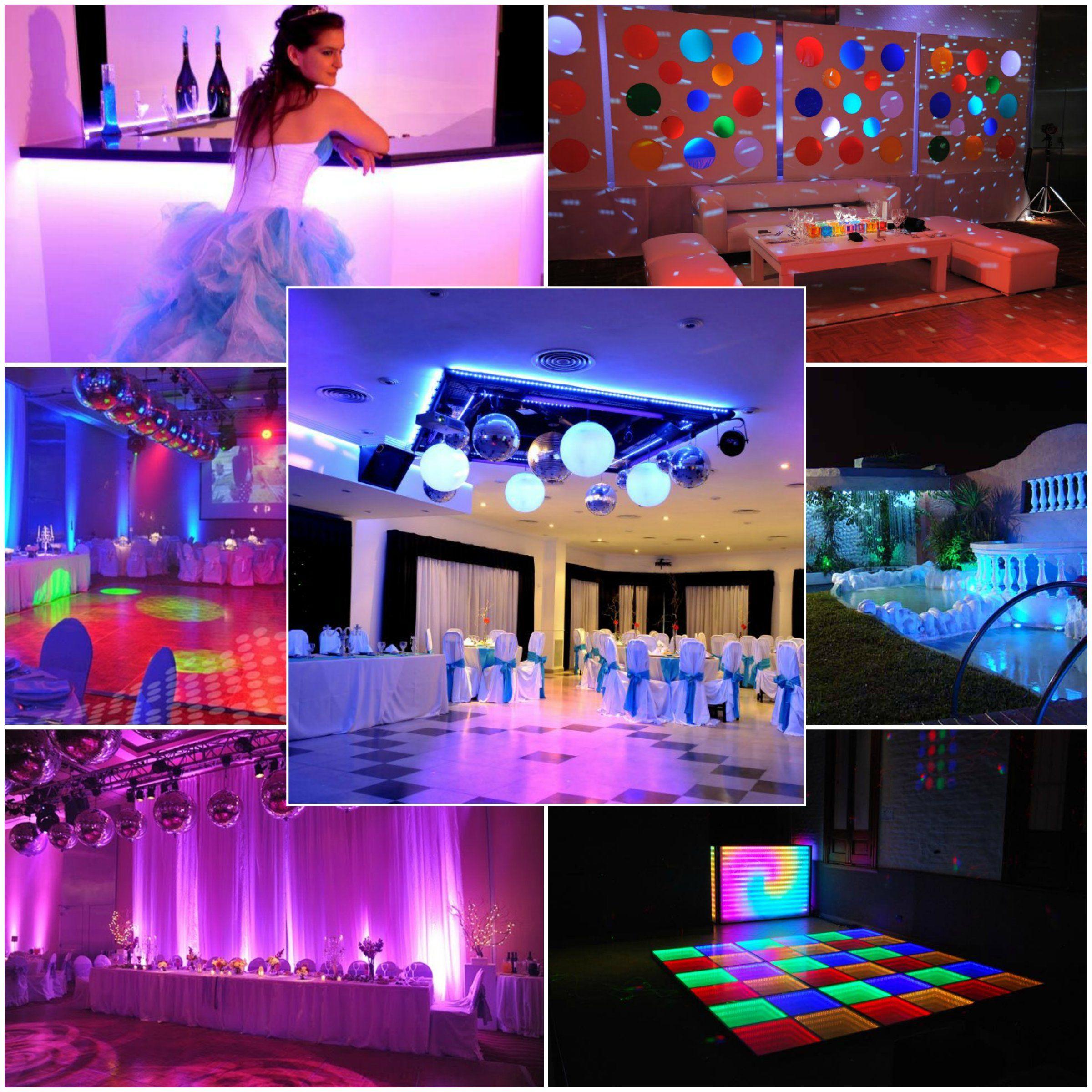 Ideas para decorar el salón de fiestas http://www.inolvidables20
