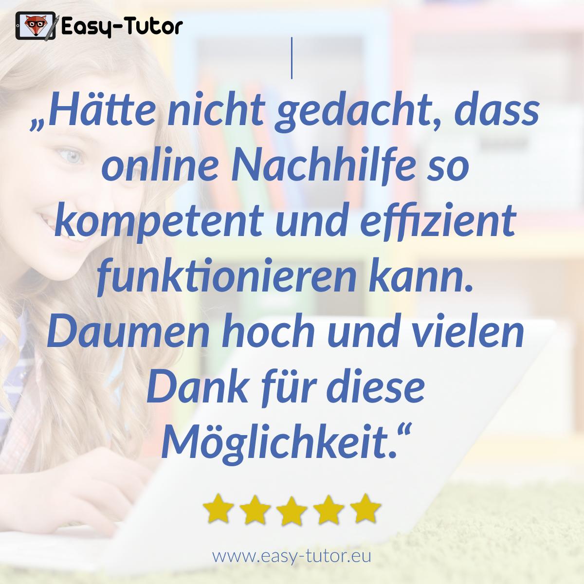 🎉 Vielen Dank für diese liebe Bewertung Wir prüfen alle Lehrer ...
