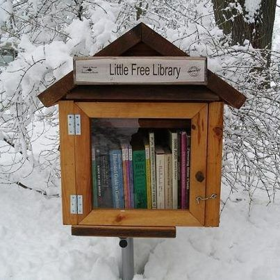 No matter how large//  No matter how small//  Libraries offer//  Knowledge for all.