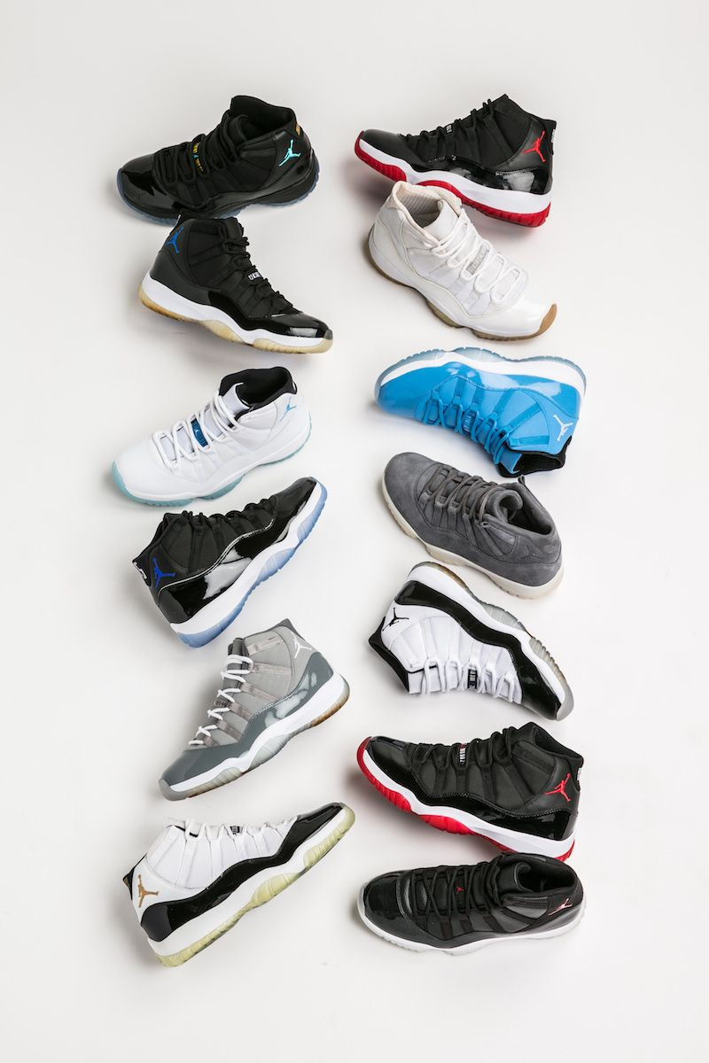 636893834da Air Jordan 11 Collection Guide