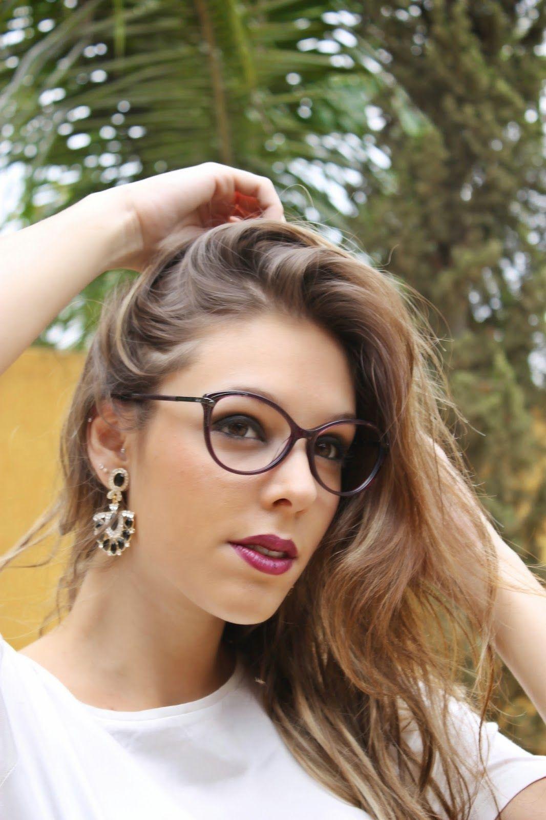 4f9b74c6d Oculos Feminino De Grau Para Rosto Redondo « One More Soul